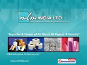 Non Woven Fabrics By Mlm India Limited New Delhi