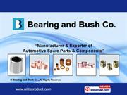 Graphite Filled Bushes By Bearing And Bush Co. Mumbai