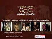 Indo Western Suits By Gaurav Chhabra New Delhi