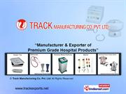 Tongue Depressor By Track Manufacturing Co. Pvt. Ltd New Delhi