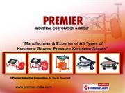 Stoves By Premier Industrial Corporation Coimbatore