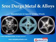 15 Inches Wheels By Sree Durga Metal & Alloys Coimbatore