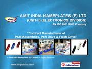 Pen Drives And Flash Drives By Amit India Nameplates (P) Limited New