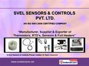 Bead Thermistors By Svel Sensors & Controls Private Limited Pune