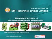 Mill Stands & Flywheels By Smt Machines (India) Limited Mandi