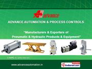 Deep Draw Presses By Advance Automation & Process Controls New Delhi