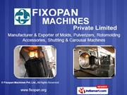 Shuttling Machines By Fixopan Machines Pvt. Ltd. New Delhi