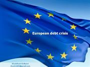 European Debt Crisis