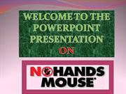 no hand mouse