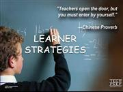 LEARNER STRATEGIES