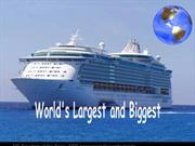 world's largest and biggest