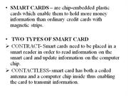 Electronic Payment System (continuation)