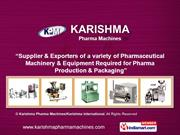 Multipurpose R & D Equipment By Karishma Pharma Machines/Karishma