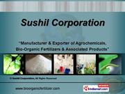 Rubber Chemicals By Sushil Corporation Indore