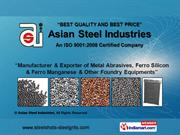 Iron Grit (Chilled Iron Grit) By Asian Steel Industries Mumbai