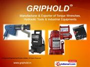 Hydraulic Tools & Equipments By Griphold Engineering Private Limited