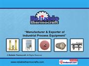 High Pressure Vessel By Reliable Thermocraft Nashik