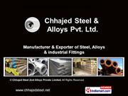 Steel Tubular Products By Chhajed Steel And Alloys Private Limited
