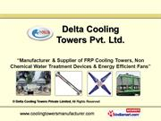 Cuboid Shaped Cooling Towers By Delta Cooling Towers Private Limited