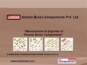 Brass Pins & Brass Fasteners By Ashish Brass Components Private
