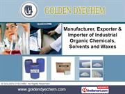 Chlorinated Paraffin Wax By Golden Dyechem Mumbai