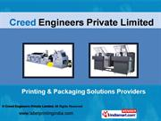 Flexo And Photopolymer Plates By Creed Engineers Private Limited