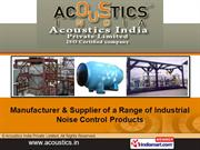 Acoustic Treatment By Acoustics India Private Limited Tiruchirapalli