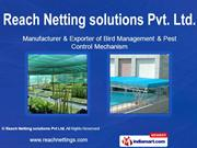 Construction Safety Nets By Reach Netting Solutions Pvt Ltd New Delhi
