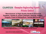 Display Items By Champion Engineering Exports Private Limited, Mumbai