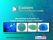 Copper Sulphate Crystal By Eastern Dye Chem Private Limited Kolkata