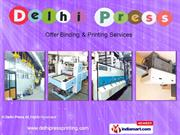 Printing Services By Delhi Press New Delhi