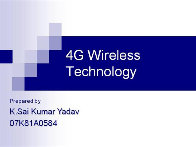 journal paper on 5g technology On 12 may 2013, samsung electronics stated that they have developed a 5g system the core technology has a maximum speed of tens of gbit/s (gigabits per second.