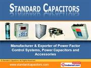 Cylindrical Pfc Capacitors By Standard Capacitors New Delhi