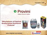 Animal Nutritional Products By Provimi Animal Nutrition India Pvt.