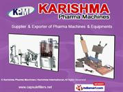 Empty Hard Gelatin Capsules By Karishma Pharma Machines / Karishma Int