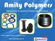 Rubber Valves And Seals By Amity Polymers, Chennai Chennai