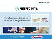 Nonabsorbable Sutures By Sutures India Private Limited Bengaluru
