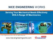 Rod Polishing Machines By Nice Engineering Works, Delhi New Delhi