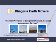 Used Cranes Articulating Cranes By Bhageria Earth Movers Jaipur