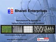 Barbed Razor Tape Concertina Coil By Bharati Enterprises Mumbai