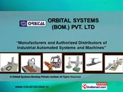 Cartesian Robot By Orbital Systems (Bombay) Pvt. Ltd. Mumbai