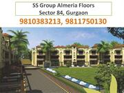 SS Group Almeria Gurgaon Call 9810383213