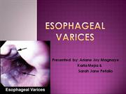ESOPHAGEAL NEW