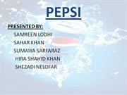pepsi New Microsoft Office PowerPoint Presentation