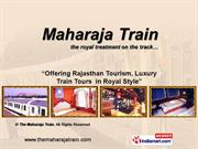 Indian Maharaja Train Tour From Mumbai & New Delhi By The Maharaja