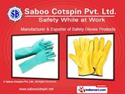 Kevlar Leather Gloves By Saboo Cotspin Pvt. Ltd. Kolkata