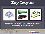Wire Making Machinery By Zoy Impex Ghaziabad