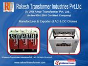 Electric Power Transformer By Rakesh Transformer Industries Private