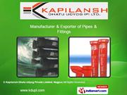 Pipes & Fittings For Superior Drainage Systems Is - 3989 By Kapilansh