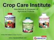 Humic Acid By Crop Care Institute Indore